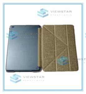 China iPad 2 / iPad Air Tablet PC Protective Case Oracle Pattern Foldable Leather PC Back Housing on sale