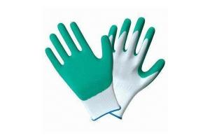 China 13G Nylon/Polyester Liner, Foam Nitrile Palm Coated Glove, Foam Surface Glove on sale