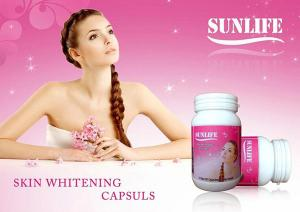 China Sunlife-Skin Whitening Capsules on sale