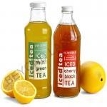 Waterproof Full Color Juice Bottle Labels Self Adhesive Paper Beverage Label