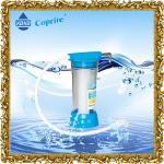 Filtros azuis & limpos do tratamento da água da bancada, tipo do italiano do filtro do sedimento da água de 10inch Plactic