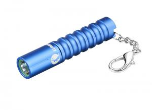 China 7 Colors Optional Lumintop Worm Stainless Steel Torch Aluminum Alloy Body on sale