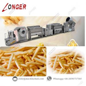 China French Fries Production Line|Frozen French Fries Production Line|French Fries Production Line Manufacturers|French Fries on sale