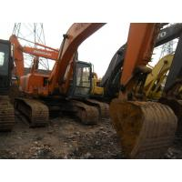 Second Hand Construction Machinery Hitachi EX200-3 , Used Crawler Excavator