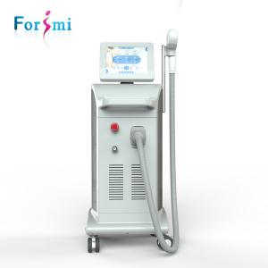 China Permanent result 2018 newest design professional soprano ice 808nm diode laser hair removal machine for sale on sale