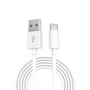 China ABS / PC Fast Charging USB Cable Type C TPE For Android Phone Charge Data Sync on sale