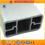 Anodized Aluminium Extrusion Profiles For Industrial Natural Silver