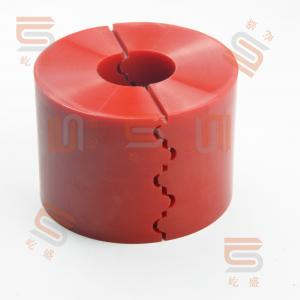 China Oil Fields Wear Resistant 300PSI Rubber Sealing Molding Part on sale