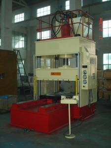 China Pressão de funcionamento pneumática da máquina 160T da imprensa de poder do CNC 5 quilowatts on sale