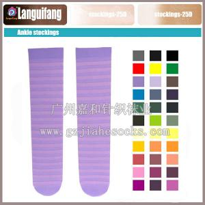China 2015 Hot Selling Good Quality ankle silk socks ,short silk socks on sale
