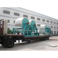 Rotary Drum Dryer Machinery For Baby Rice Cereal Food Processing Industry