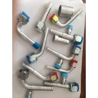 #6 #8 #10 #12 R134a Straight Barbed O-Ring Female Fitting for AC Air Conditioning Reduced Barrier Hose