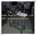 detector de metales para la cadena de producción de carne, detector de metales de la carne fresca, Metaldetector