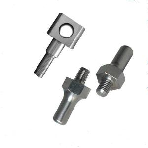 China Low Expansion CNC Machined Tungsten Copper Alloy Parts on sale