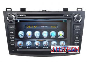 China Android 4.2.2 Car Stereo for Mazda 3 GPS Navigation 1.6GHz CPU WiFi Capacitive for Mazda3 on sale