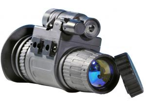 China Lightweight IP67 Monocular Night Vision Viewer Handheld / Weapon Mountable on sale