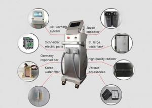 China Big Spot 3000W UK Lamp Multifunction Beauty Equipment SHR Diode Laser Machine on sale