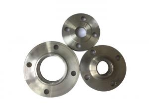 China Stainless Steel Flange , Stainless Steel Threaded Flange ISO9001 2008 on sale
