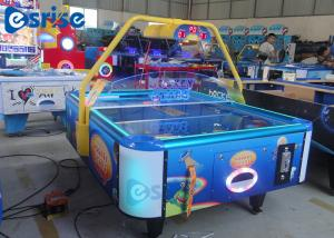 China Anti Jamming Bubble Dome Hockey Table , Ice Hockey Arcade Machine Strong Durable Slide on sale