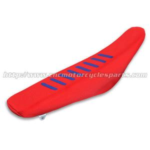China Custom Made Dirt Bike Parts Motorcycle CRF 450 Back Seat Cover with PVC Cover Material for Honda on sale