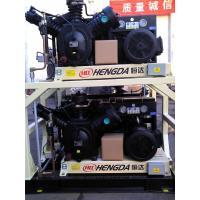 High Pressure 30 Bar Air Compressor Machine , Industrial Air Compressor