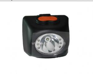 China KL4.5LM B 8000lux mining lamp digital cordless mining safety cap lamps on sale