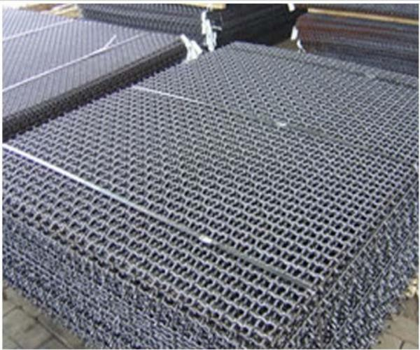 weaving wire vibrating screen deck weaving wire mesh stainless steel wire fence