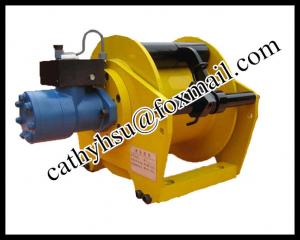 China custom designed small hydraulic winch for crane application from china manufacturer on sale