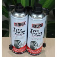 China Liquid Emergency Tyre Repair No Volatile For Motorcycle / Vehicle Rubber Tyre on sale
