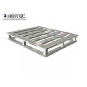 China Aluminum Pallets Extruded Metal Shapes Color Coated Cutting CE on sale
