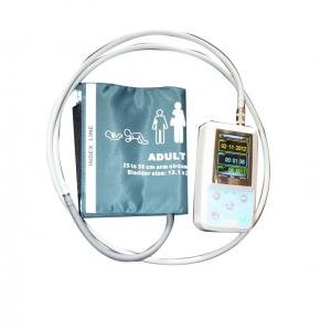 China Hot sale upper arm blood pressure monitor Digital Sphygmomanometer ABPM50 automatic Ambulatory Blood Pressure Monitor on sale