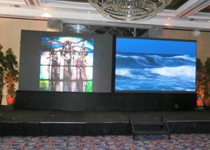China SMD1010 Advertising Stage Led Screen Audio Visual Production 1.9 Pixel pitch on sale