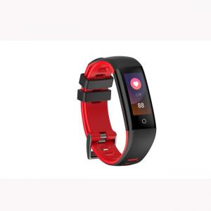 China Haozhida  HZD1702S Color screen bracelet with color band and step test and blood pressure for men  for iphones on sale