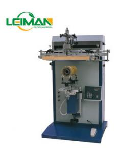 China PLSC 400 silk print machine making spin on oil and fuel filter/Filter supporting facilities/ on sale