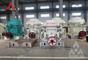 China High Quality Iron Ore Mining Equipment Hydraulic Cone Crusher Manufacture In Quarry And Mining with competitive price on sale