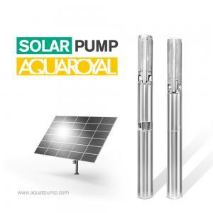 China HYBRID SOLAR PUMP 4SP2/7 | MAX FLOW 5.6M3 | MAX HEAD 76M | AUTO AC/DC on sale