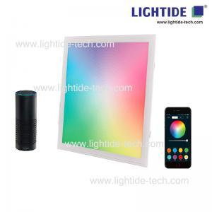 China CE RGBW+CCT Changing led Panel Lights,  Bluetooth & WIFI Alexa, 200-240vac, 20W, 3 yrs warranty on sale