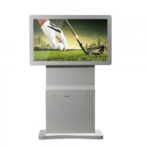 China Vertical Poster Interactive Touch Screen Kiosk Monitor Computer Support Screen Rotation on sale