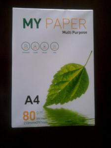 China A4 copy paper 80 gsm on sale