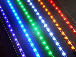 China Epistar SMD5050 IP65 Waterproof Rigid Led Strip Light for Automobiles on sale