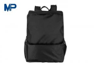 China Men Front Pocket Polyester Fashionable Backpack Racing Travel Bag Light Daypack on sale