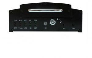 China Coche DVR UPS de Recoda M705 1T HDD 3G que sigue el sistema de alarma del canal del CCTV 4 del vehículo 3G on sale