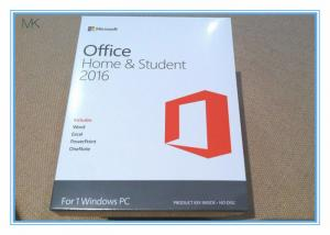 China Microsoft Office 2016 Home And Student Edition Pc Download Lifetime Activation on sale