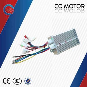 China rear axle with hydraulic brake,DC brushless motor use EV speed controller on sale
