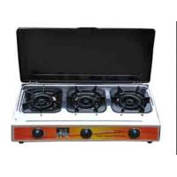 China three stainless steel  gas cooker on sale