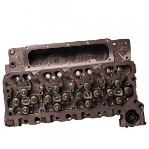 China Cummins ISDE ISD 4.5 Auto Diesel Engine Cylinder Head Assembly 4941496 on sale
