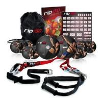 China best sell Rip 60 Fitness DVD & Suspension Trainer Set on sale