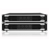 300W 500W 1000W 8 Channel Class D  Pro Audio Digital Power Amplifier
