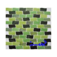 China Exterior Stained Glass Mosaic,Used for the ground toilet metope hall on sale