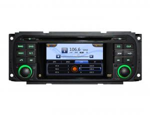 China Chrysler Grand Voyager Car Video Stereo System on sale